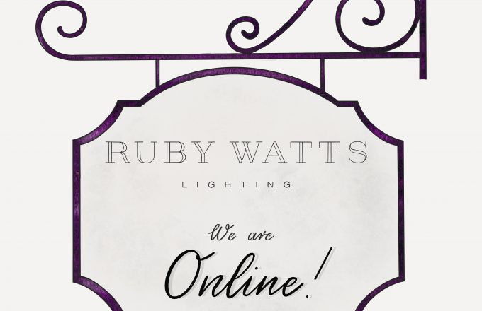 Ruby Watts Goes Digital: Welcome To Our New Online Shop